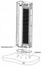 Основание для вертикальной установки Zilon V-BFM в Челябинске